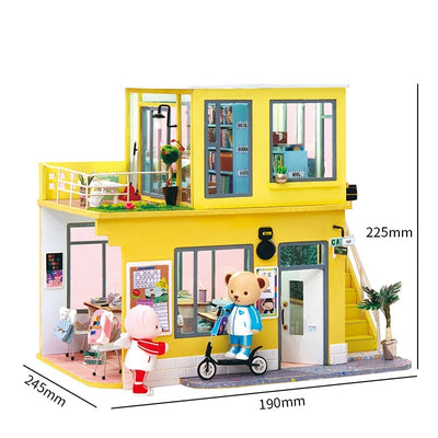 DIY Bear House Furniture Dollhouses - Goods Shopi