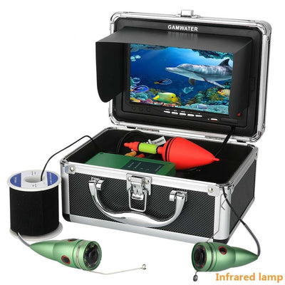 Underwater Fishing Video Camera  IR / White  LED
