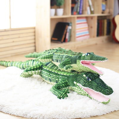 Giant  Stuffed Animal Alligator Plush Toy