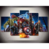 5 piece canvas art Avengers  Painting Home Decor - Goods Shopi