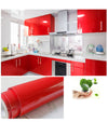 Waterproof  Furnitures Kitchen Sticker Self-adhesive Film