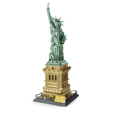 Statue of Liberty  Building Blocks Toys