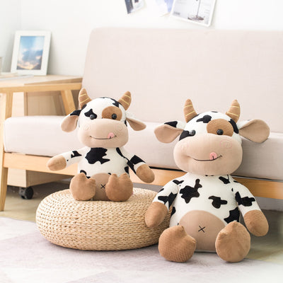 Giant Cow Stuffed Animals Plush Toy Cute - Goods Shopi