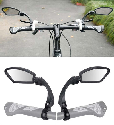 bicycle rear view mirror 360 Degree Rotate