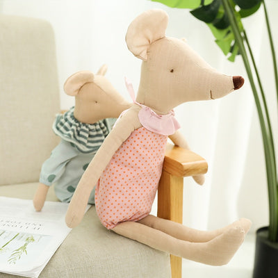 Kawaii Mice Mouse Plush Toys Stuffed animals