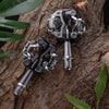 Mountain Bike Pedals Self-locking Aluminum Alloy
