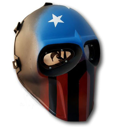 Paintball Airsoft Mask - A016 - Goods Shopi