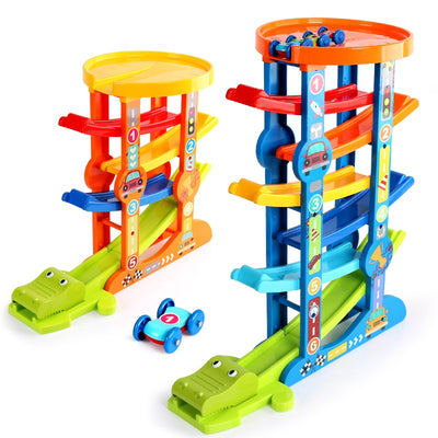 Ramp Race Track Car Sliding - Goods Shopi