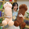 Kawaii Funny plush toy Stuffed Pillow