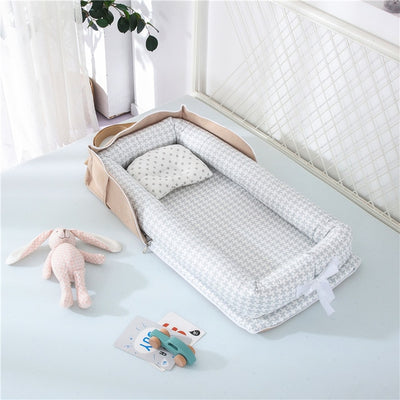 Portable travel Baby Nest Bed