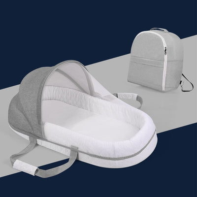 Portable Baby Bed Mosquito Net Nest