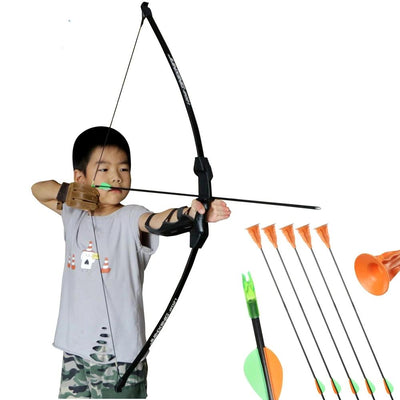 Kids Archery Recurve Bow Training Shooting