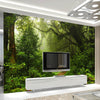 3D Wallpaper Forest Mural - Goods Shopi