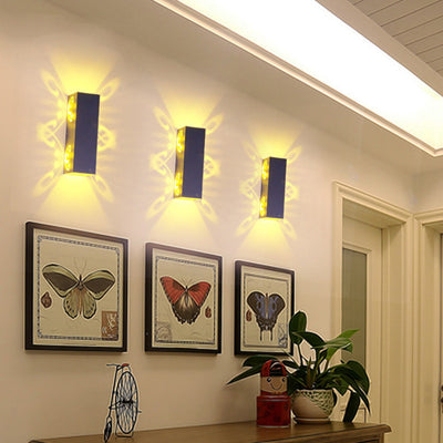 Aluminum interior Led Wall Lamp - Goods Shopi