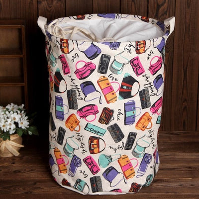 Large Canvas Basket - Goods Shopi