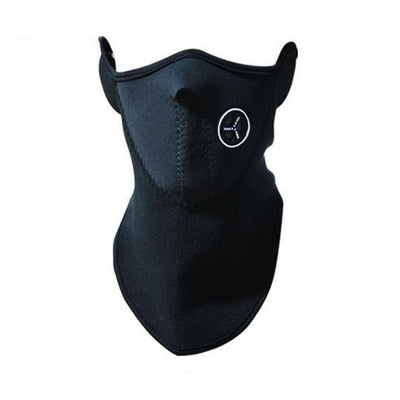 Motorcycle Half Face Mask Cover - Goods Shopi