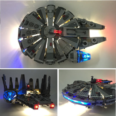 LED light kit Lego Star Wars Millennium Falcon - Goods Shopi