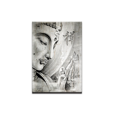 Buddha Home Decor Canvas Paintings Wall Art - Goods Shopi