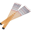 Wooden Arrows Recurve Bow Archery - Goods Shopi