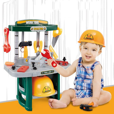 Toy Tools Set Engineer Box - Goods Shopi