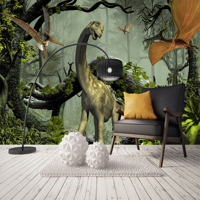 Dinosaur  Wallpaper Murals  Kids Room - Goods Shopi