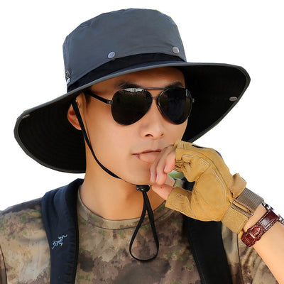 Bucket Hat  Summer UV Protection - Goods Shopi