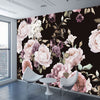 Wallpaper Mural  Rose Peony Flower - Goods Shopi
