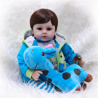 Baby Dolls Silicone toddler toy - Goods Shopi
