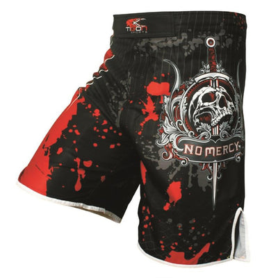 Skeleton Skull Mma Boxing Shorts - Goods Shopi