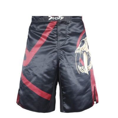 Skull Fear Fierce Mma Boxing Shorts - Goods Shopi