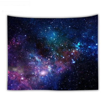 Wall Tapestries Galaxy Space - Goods Shopi