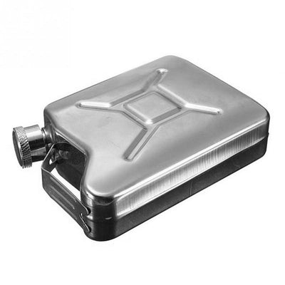 Flask portable Whisky Fuel Petrol Cans - Goods Shopi
