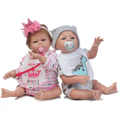 Reborn full body  silicone dolls - Goods Shopi
