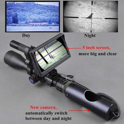 Night Vision scope Outdoor Hunting - Goods Shopi