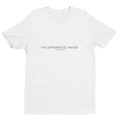 The Difference Maker Tee - White