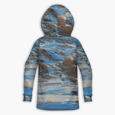 Kim and Duncan Childrens Hoodie | Fabrifaction.com