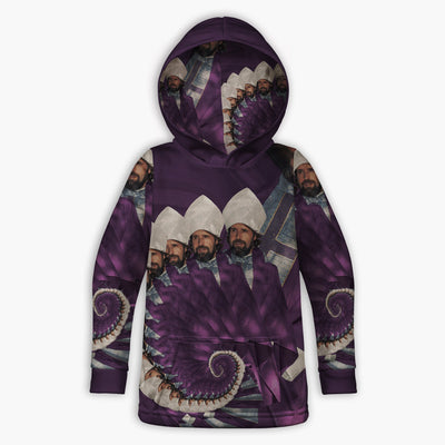 Duncan Spiral Childrens Hoodie | Fabrifaction.com
