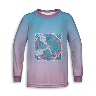 Family Hour Childrens Long Sleeve Tee | Fabrifaction.com