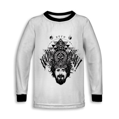 Woooow Childrens Long Sleeve Tee | Fabrifaction.com