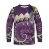 Duncan Spiral Childrens Long Sleeve Tee | Fabrifaction.com
