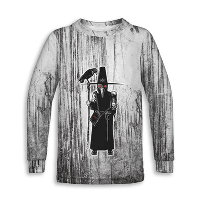 Bubonic Cult Childrens Long Sleeve Tee | cultleaderfashion.com