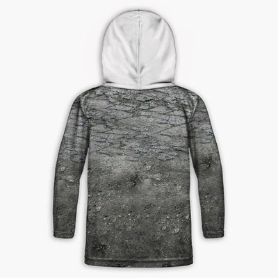 Crows Peace Was Never An Option Childrens Lightweight Hoodie | Fabrifaction.com