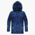 Blue Yonder Childrens Lightweight Hoodie | Fabrifaction.com