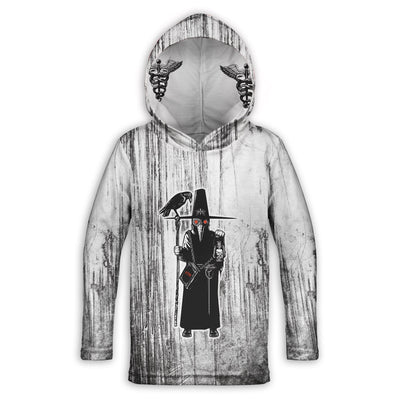 Bubonic Cult Childrens Lightweight Hoodie | cultleaderfashion.com