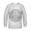 Enneagram Childrens Sweatshirt | Fabrifaction.com