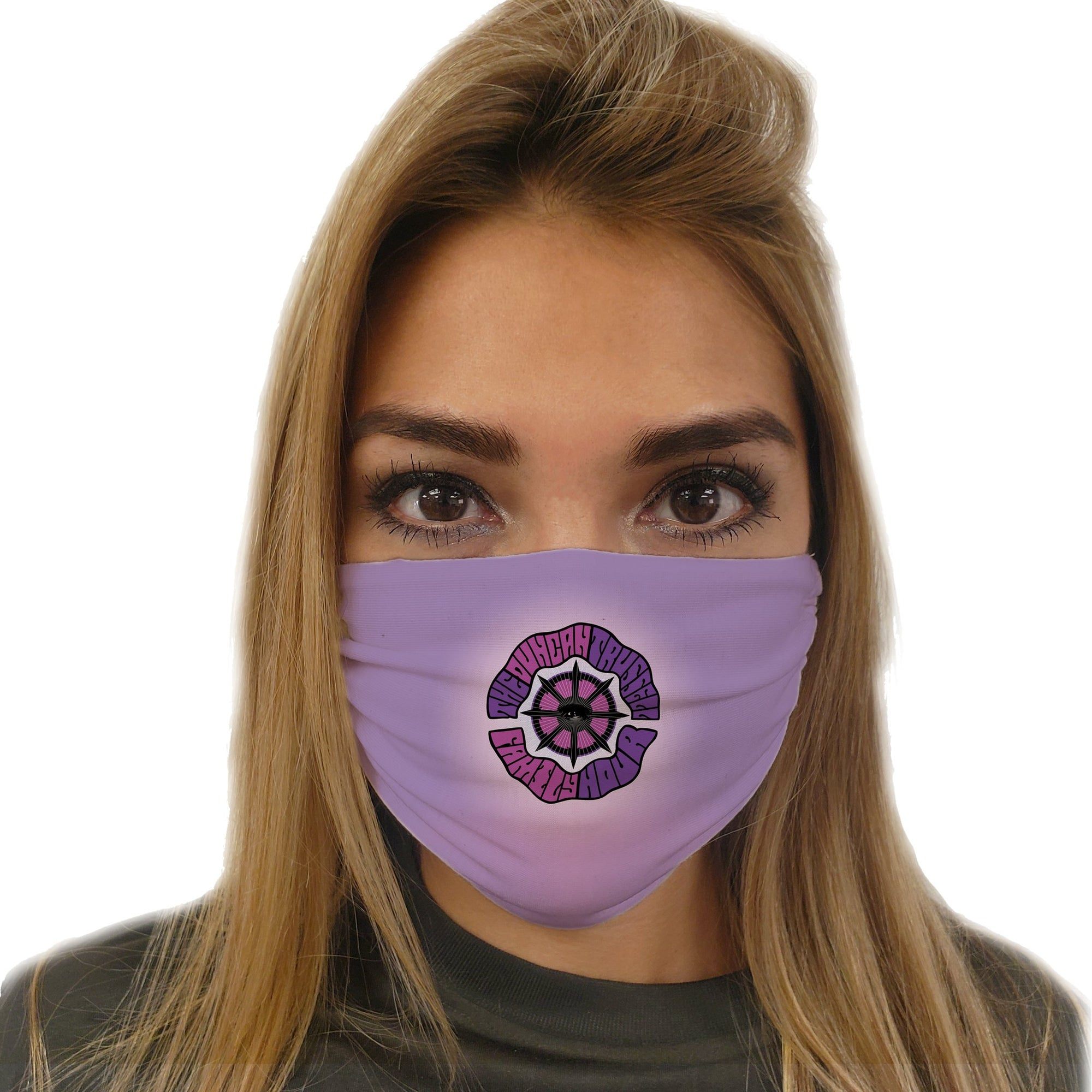 Duncan Trussell Family Hour Face Mask