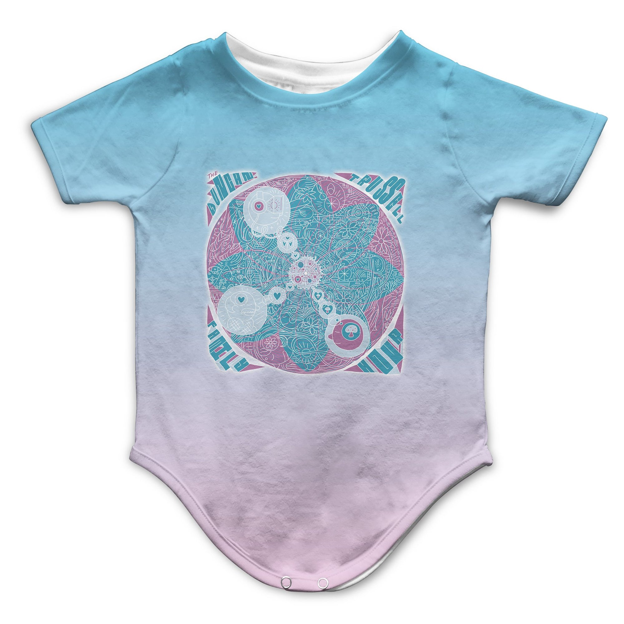 Family Hour Infant Bodysuit | Fabrifaction.com