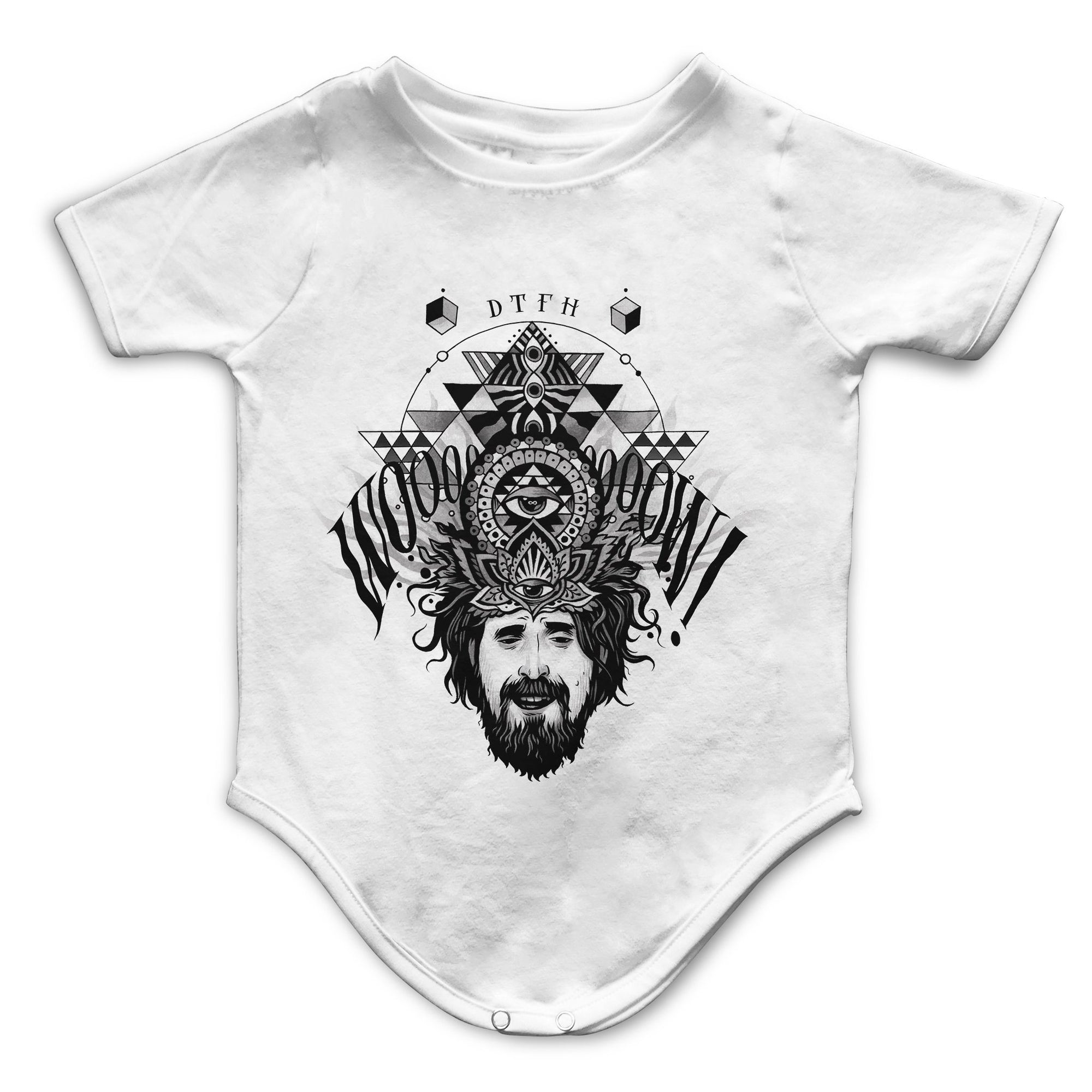 Woooow Infant Bodysuit | Fabrifaction.com