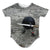 Crows Peace Was Never An Option Infant Bodysuit | Fabrifaction.com