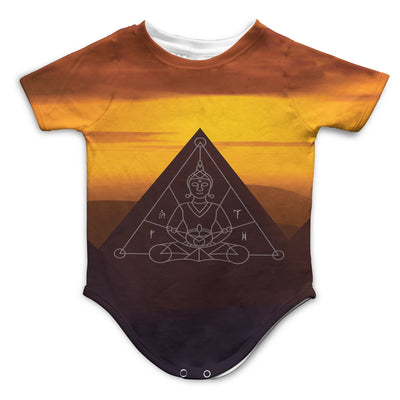 Zen  Infant Bodysuit | Fabrifaction.com
